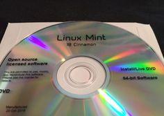 Linux Mint 18 Cinnamon OS & Ubuntu 16.04 Live/Install  #1 HDD Eraser Deal !