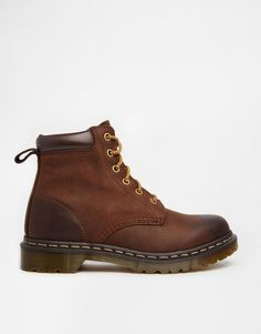 Dr Martens   Dr Martens Core 939 Brown Hiking Boots at ASOS