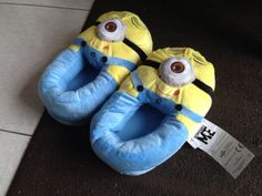 Qoo10-Global - Kid's Clothing / Toys - ♥Original♥ Minions Bedroom Slip...