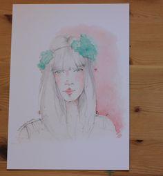 Print, 21x29.7 cmPapel 300gr