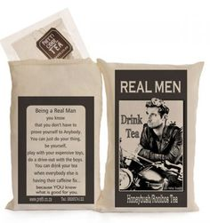 Special gifts for Father's day and all year round appreciation. No gift card required, the gift says it all. Gifts For Father, Fathers Day, Everybody Else, Real Men, Brand Packaging, Drinking Tea, Cool Gifts, Special Gifts, Make It Simple