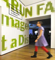 Harun Farocki - The Department of Advertising and Graphic Design