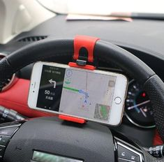 Car Electronics & Accessories Magnetic Dashboard Cell Phone Car Mount Holder,Sailing Yacht Skyscrapers Artsy Painting Style,can be Adjusted 360 Degrees to Rotate,Phone Holder Compatible All Smartphones