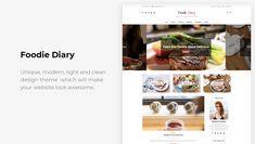 15+ Free Minimalist WordPress Themes and Templates for Blogs of 2020 Minimalist Wordpress Themes, Best Wordpress Themes, Wordpress Free, Make Design, Clean Design, Templates, Make It Yourself, Website, Blog