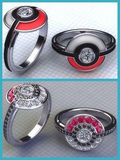 pokemon engagement rings