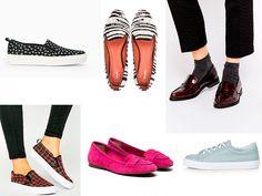 Scarpe basse: i modelli più trendy della P/E 2015 | Donna Moderna