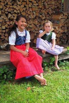 Kinder :: Ausseer Dirndl - Gössl