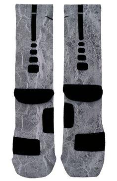 Kobe Detail Custom Nike Elites