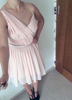 Kup mój przedmiot na #Vinted http://www.vinted.pl/kobiety/krotkie-sukienki/9827078-elegancka-sukienka-lightinthebox-pudrowyroz