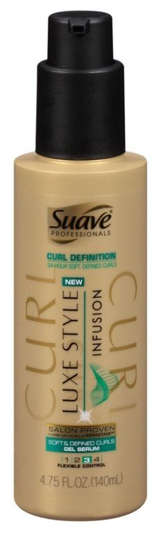 Suave Luxe Style Curl Gel Serum 4.75oz (2 Pack) >>> Continue with the details at the image link. #hairaccessories