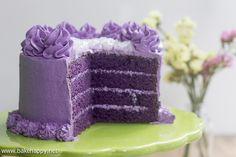 Ecco una ricetta per la classica torta Ube Macapuno.  Luce, soffici con un buon…