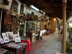 Los Dominicos Artisan Market - Santiago, Chile