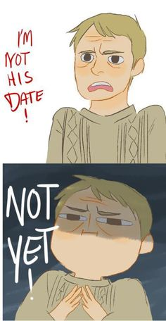 Hahaha, I'm not much of a Johnlock shipper, but this is pretty damn funny. His plotting face is perfect.
