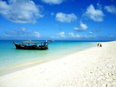 Kendwa Rocks beach - Zanzibar. Christmas 2011.