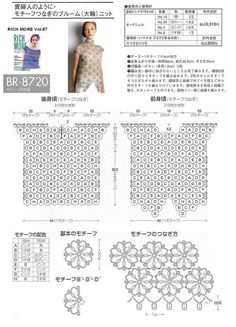 Crochetpedia: Crochet Tshirt Blouse Patterns 2