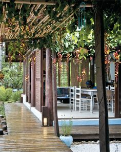 Com a reforma da edícula, surge uma casa de 90 m² - Casa