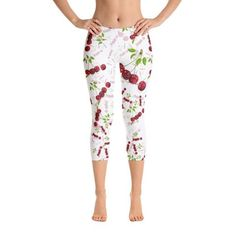 Capris & Crops – For Her Fitness Cute Workout Outfits, Workout Wear, Workout Tops, Capri Leggings, Women's Leggings, Slimming Patch, Fitness Wear Women, Gym Clothes Women, Pink Sequin
