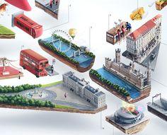 Ars Thanea - EDB Singapore: Cutaways