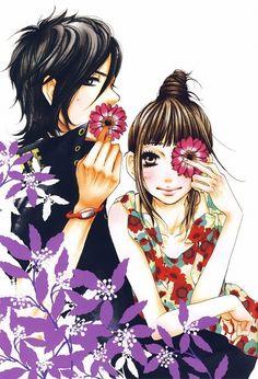 "Say ""I Love You"" Kanae Hazuki Artworks - Suki-tte Ii na yo. Manga Love, I Love Anime, Me Me Me Anime, Say I Love You, Told You So, My Love, Yamato And Mei, Dbz, Fairy Tail"