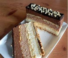 Recept - Čokoládová trojka - nepečený chlebíček - a nejen to