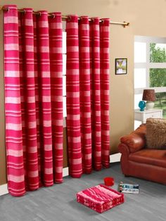 Homescapes 1 pair of Morocco Ribbed Stripe Curtains - Pin... https://www.amazon.co.uk/dp/B0039ZK4K4/ref=cm_sw_r_pi_dp_x_L9I9zbJ4YHJDG
