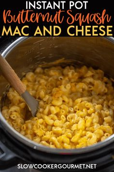 Wish your kids would eat more veggies? Why not combine them with their favorite meal? This Instant Pot Butternut Squash Mac and Cheese uses a homemade cheese sauce with sneaky veggies and cooks in 3 minutes! Mac And Cheese Sauce, Homemade Cheese Sauce, Yummy Pasta Recipes, Baby Food Recipes, Cooking Recipes, Cooking Games, Cooking Ideas, Easy Recipes, Vegetarian Recipes