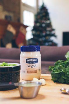 hellmans vegan mayo