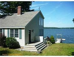 Maine Vacation Rentals | Cottages Property Homes and Cabins on the New England Coast