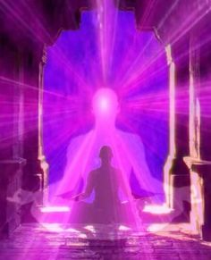 """Experience a Violet Flame mediation giving the mantra """"I AM a being of violet fire, I AM the purity God desires"""" at https://www.youtube.com/watch?v=A8TEGyDZJo0"""