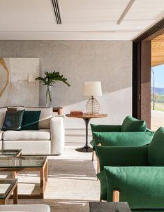Em Campinas, casa se ajusta suavemente ao solo | Arquitetura e Construção