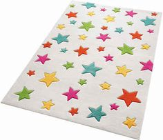 Kinder-Teppich, Smart Kids, »Simple Stars«, handgetuftet