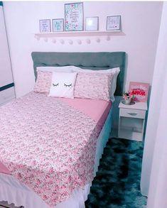 Cool Teen Bedrooms, Bedroom Decor For Teen Girls, Cute Room Decor, Tumblr Room Decor, Art Deco Bedroom, Teenage Room, Minimalist Room, Dream Decor, Handmade Home Decor