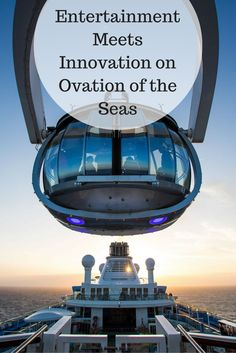 We've got the insider scoop from Joff Eaton, Ovation of the Seas Cruise Director…