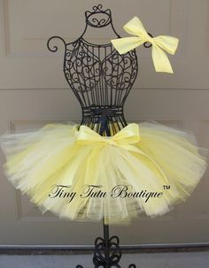 Beauty and the Beast Belle yellow baby/child by TinyTutuBoutique, $22.50