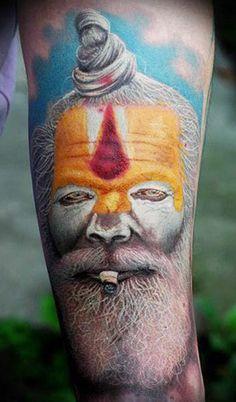 Tattoo Artist - Dzikson Wildstyle | Tattoo No. 10009