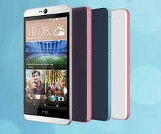 HTC presenta el Desire 826 - http://hexamob.com/es/news-es-es/htc-presenta-el-desire-826/