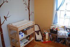 Montessori New Born Room