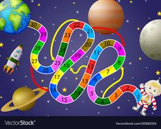 Space Theme Preschool, Preschool Activities, Free Board Games, Math Olympiad, Card Games For Kids, Behaviour Chart, Sistema Solar, School Readiness, School Decorations