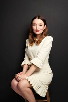 World's Best Emily Browning Stock Pictures, Photos, and Images - Getty Images Gamine Style, Soft Gamine, Hollywood Girls, Felicity Jones, Ethereal Beauty, Foto Instagram, Aesthetic Fashion, Woman Crush, Beautiful Celebrities