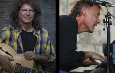 """Pat Metheny Unity Band featuring Bruce Hornsby : Crossroads KC (July 2014) – It's weird even writing that title. But Bruce played with Pat. And Pat claims they have been friends for 25 years. 3 1/2 hours in 100-degree heat. Exhausting. Good show, but I don't like Pat outdoors where people are not """"committed"""" to the show. Lawn chairs, milling about, getting beers... TALKING during the show. Not the best way to experience Pat."""