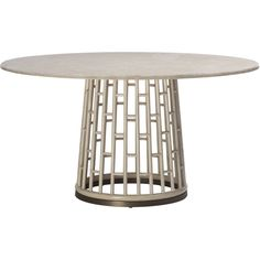 Barbara Barry Fretwork Dining Table McGuire Furniture
