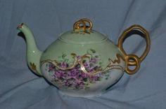Lovely Handpainted Limoges Tea Set