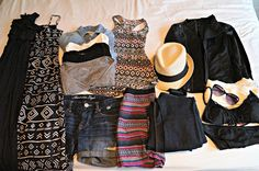 Boston Sweet Tea Party: Packing for Europe