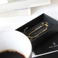 Good news the Signature Gold Page Anchor is now back in stock!  Use the code RESTOCK10 at checkout for 10% off. . We've got some exciting news coming this week - stay tuned