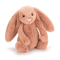 Jellycat Bashful Bunny Peach Medium