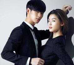 Kim Soo Hyun & Jun Ji Hyun - You from Another Star