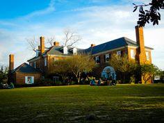 Boone Hall Plantation, Mount Pleasant, South Carolina
