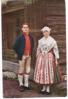 Östervallskog, Värmland. Folk Costume, Costumes, Folk Clothing, Folklore, Scandinavian Design, Traditional Outfits, Finland, Hipster, Museum