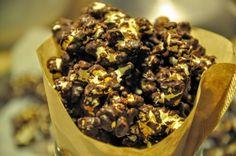 Chokolade kanel popcorn
