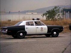 Adam-12 The Patrol Car